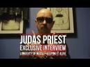 Judas Priest's Rob Halford on the Longevity of Metal + Keeping it Alive
