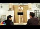 Jimmy Fallon and Jonah Hill Draw a Nude Model