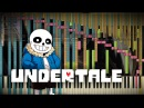 Synthesia Undertale Megalovania 82 000 Notes Black MIDI