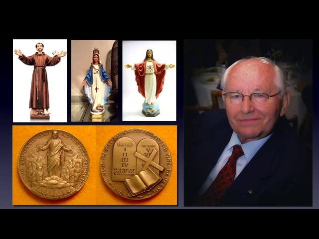 Иезуиты в церкви АСД. 3-я часть. Дэни Виера и Билл Хьюз.