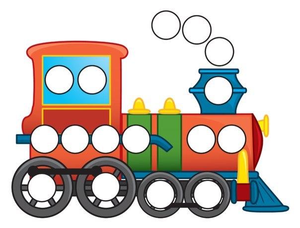ЗАПЛАТКИ ТРАНСПОРТ Заплатки предназначены для развития зрительно-моторной координации малышей: точки нужно заполнить краской, набранной на ватные тампоны или пальчиковыми красками, можно