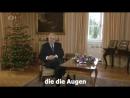 2015 12 24 Präsidenten Milos Zeman Tschechischer Präsident Weihnachtsansprache