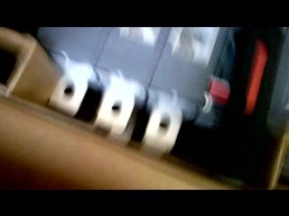 моторизованный рубильник АВВ ОТМ630