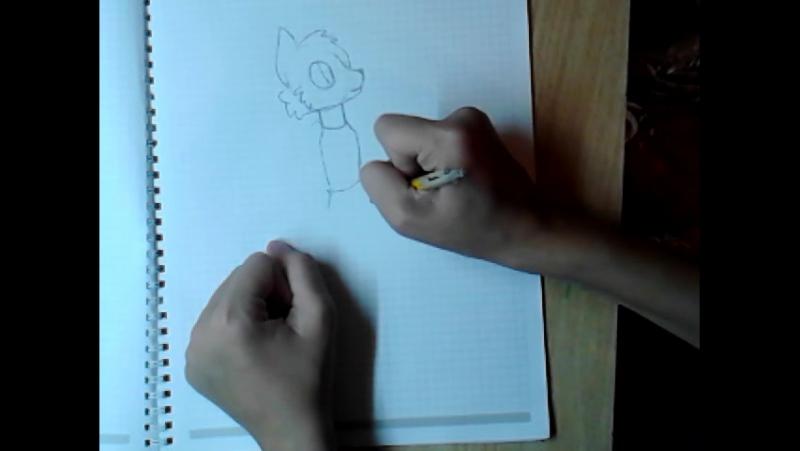 Рисую Фокси