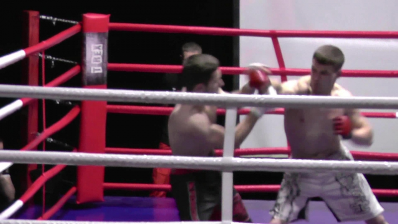 T-REX 1 Kerimov vs Krivchenkov (T-REX Fighting Championship Never Give Up 27.05.20106)