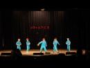 Малыши от 4 лет танцуют жесктий хип-хоп и брейк-данс!