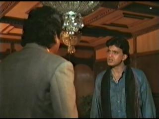 Храм любви (Индия, 1988, 1 и 2 серии) остросюжетная мелодрама, Митхун Чакраборти, советский дубляж