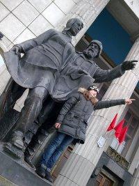 Светлана Гнатик, 18 декабря 1996, Воркута, id39758776