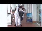 Funny Videos 2016 * Try Not To Laugh Challenge * Public Bomb Scare Prank!