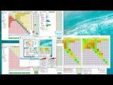 Увидеть разницу. Сравнение защиты в широких и узких спектрах на одинаковых бордах.