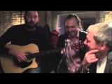 Семен Слепаков поет песню об алкоголе