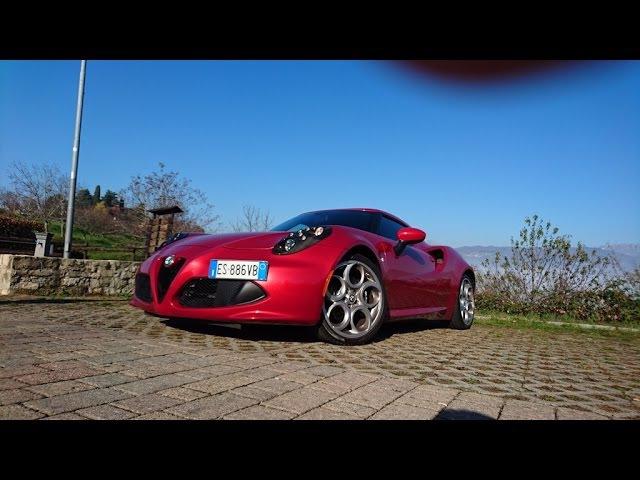 Alfa Romeo 4C: Il test drive di HDmotori.it