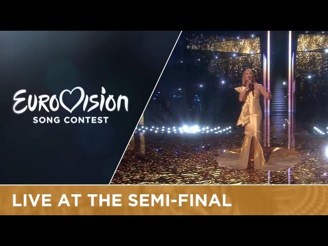 Eneda Tarifa - Fairytale (Albania) Live at Semi-Final 2 - 2016 Eurovision Song Contest