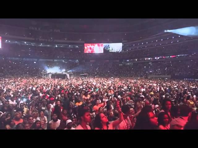 NICKI MINAJ VIDEO BLOG 30 - NYC SUMMER JAM 2014