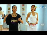 Learn to Dance salsa, Diana Rodriguez, Dominicana TV, Сальса