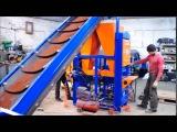 Станок для изготовления лего кирпича усилием 20 тонн