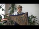 Мастер-класс Елены Филипповой Платки и палантины носим стильно