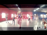 ADMIRAL T - GOTHAM CITY - DANCEHALL & CHOREOGRAPHY JONATAN MAZA