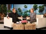 Elton John Catches Up with Ellen
