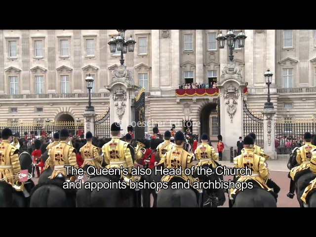 English - Royal Family (A2-B1 - with subtitles)