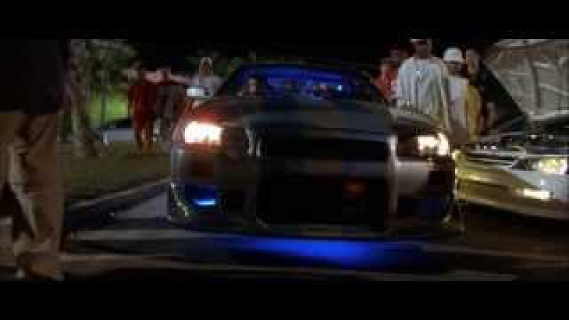 2 Fast 2 Furious Brian O' Conner Nissan Skyline