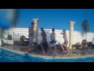 Кипр (Айия-Напа) Август 2015 года