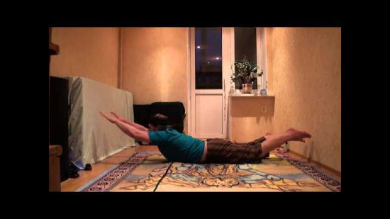 Гимнастика спины. Костоправ Роман Никулин massage-nikulin.ru