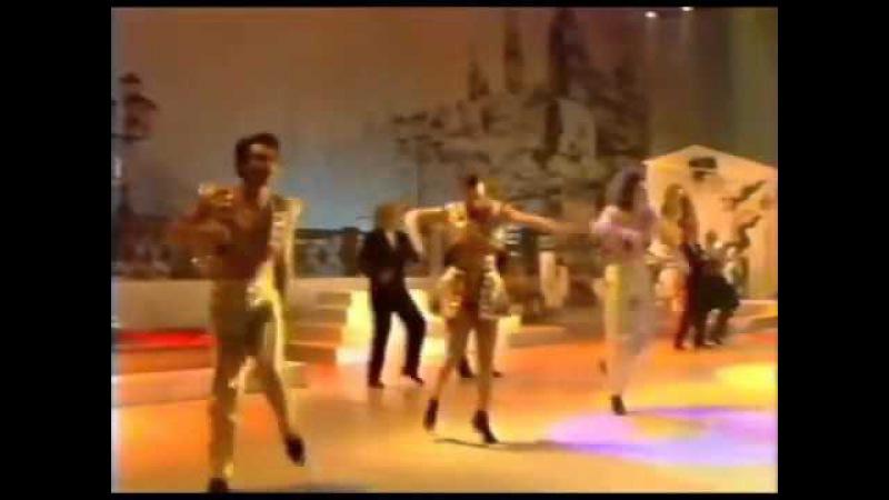 Фестиваль Звёзды фортуны 1991 год София Ротару Караван любви, белая ночь, была ни ...