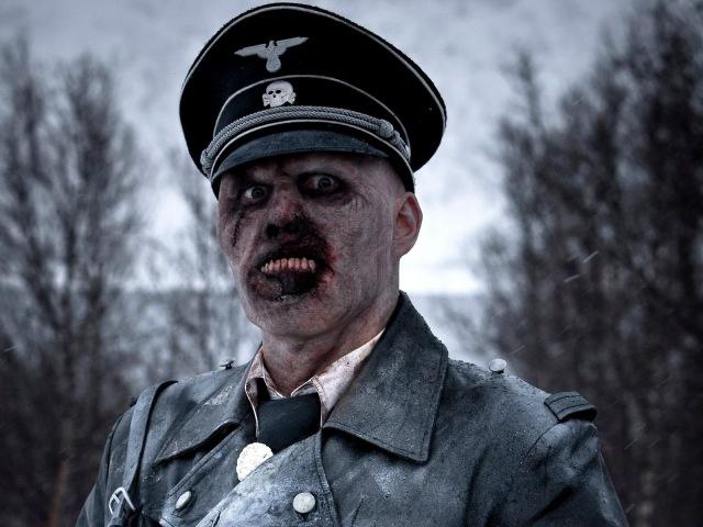 KhimkiQuiz 25.01.19 Вопрос№228 ЭТА эмблема появилась у отряда личной охрана Гитлера, набранного из штурмовиков СА; она символизировала готовность отдать жизнь за вождя.