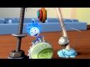 Песенки для детей - Барабан - Фиксипелки из мультфильма Фиксики