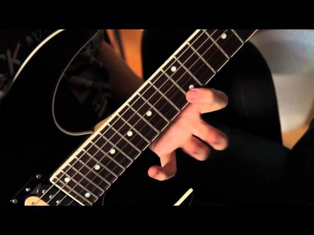 Vanessa Mae - Contradanza (Guitar cover)
