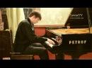 Николай Воронов Революционный этюд Шопен / Chopin - Revolutionary Etude