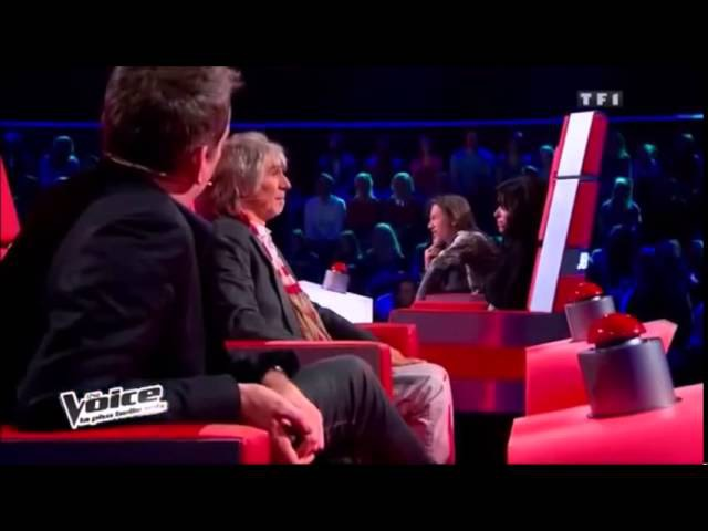 Louane Emera - The Voice (Audition)
