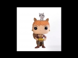 Marvel Collector Corps Squirrel Girl Pop! Process! Funko POP Russia Фанко ПОП Россия