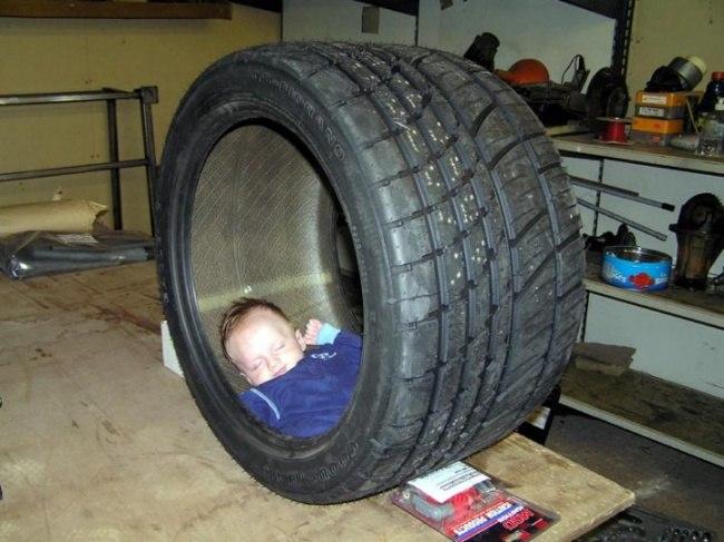 r19igX3o05U - 20 Доказательств того, что ребенок может заснуть независимо от времени и места