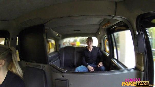 FemaleFakeTaxi – Rebecca M – Student And Driver Caught Fucking