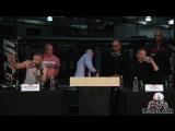 Пресс-конференция к UFC 196 МакГрегор и Диаз (а больше ни кто не нужно)