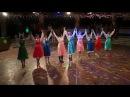 Чăваш ташши. Чувашский народный танец на дискотеке.