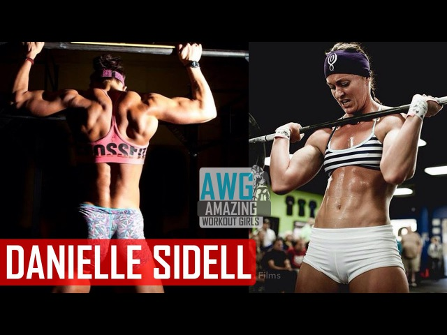 Danielle Sidell Crossfit Champion AWG