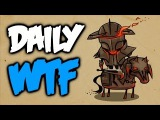 Dota 2 Daily WTF - Cliff me