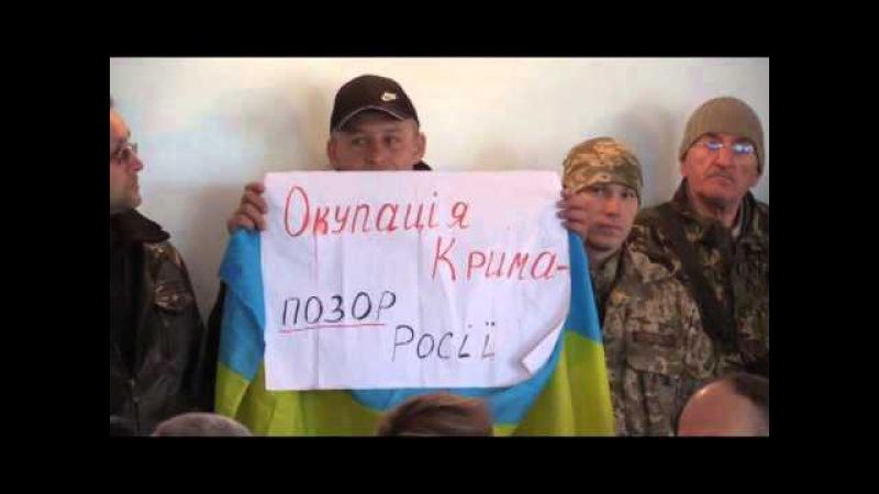 Депутаты Новопсковского райсовета не могут определиться: враг Россия или брат