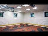 Отделочный материал для гаража ПВХ панели TekPanels. Профессиональная отделка стен ...