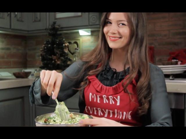 Сыроедческий ОЛИВЬЕ | raw | vegan | рецепт от ВкусЦвет