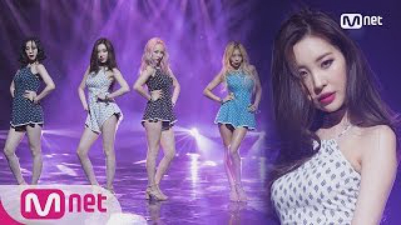 [Wonder Girls - Why So Lonely] KPOP TV Show | M COUNTDOWN 160714 EP.483