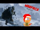 Warface :Зимняя карта  Форпост (Доминация)