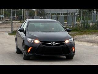 2016 Toyota Camry 2.5L SE (178 л.с.)