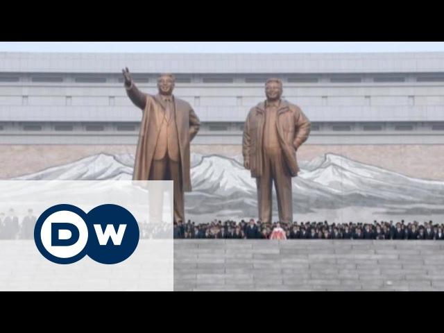Северная Корея скрытой камерой. Хорошо у нас не так... пока
