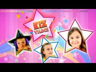 Kız Yıldız – Çocuk dövme oyunu. Sema ve Ayca Barbie süslüyorlar