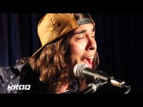 Pierce The Veil - I'm Low On Gas And You Need A Jacket (KROQ Acoustic)