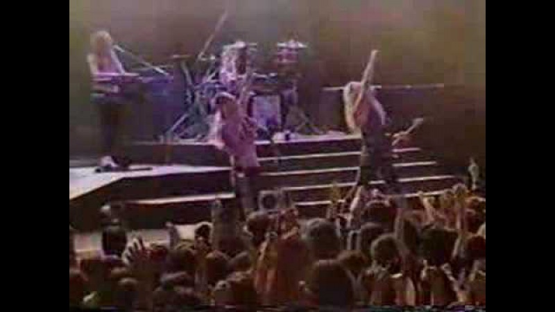 Danger Danger - Rock America Live in Japan 1992